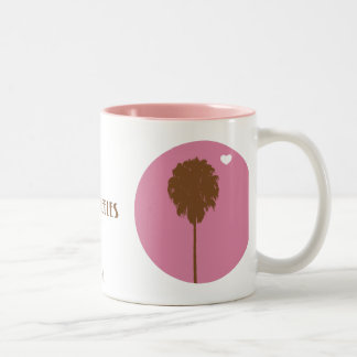eye love coffee mug