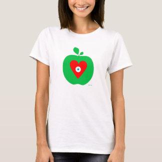 Eye Love New York Apple T-Shirt