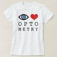 Optometry T Shirts Amp Shirt Designs Zazzle