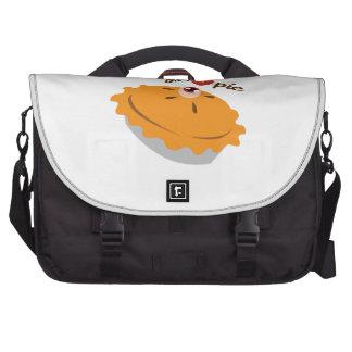 Eye Love Pie Laptop Commuter Bag