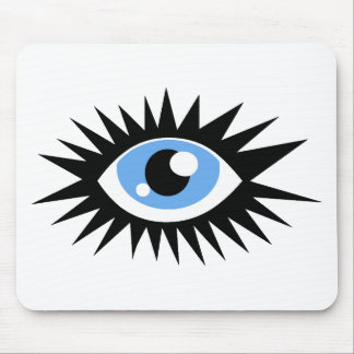 Eye Love Singing gifts Mouse Pad