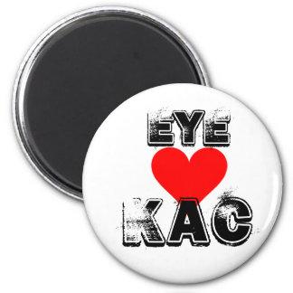 EYE Luv KaC Magnet