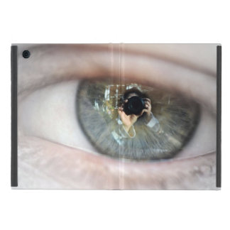 Eye-Macro by Shirley Taylor Cover For iPad Mini
