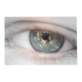 Eye-Macro by Shirley Taylor Placemat