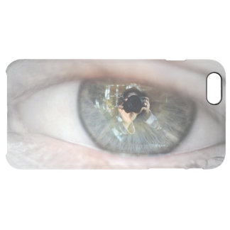 Eye-Macro Clear iPhone 6 Plus Case