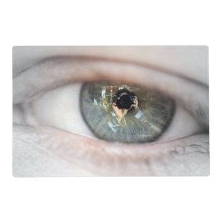Eye-Macro Placemat