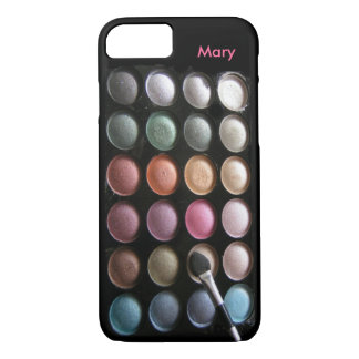 Eye Makeup iPhone 7 Case