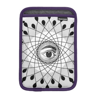 Eye Mandala ipad mini sleeve