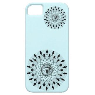 Eye Mandala iphone5 Case iPhone 5 Covers