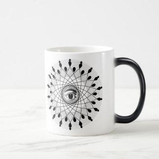 Eye Mandala Mug