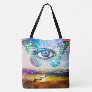 Eye Mind All-Over-Print Bag