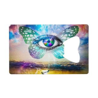 Eye Mind Credit Card Bottle Opener