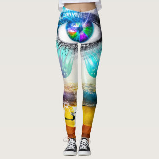 Eye Mind Leggings II
