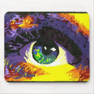 Eye Mouse Pad