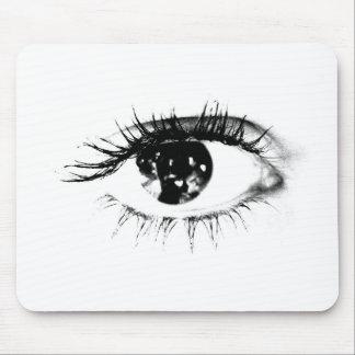 Eye Mouse Pad