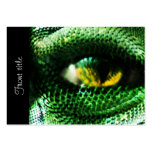 Eye of a ... ? business card templates