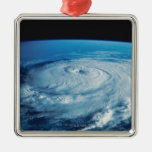 Eye of a Hurricane Christmas Ornaments