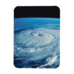 Eye of a Hurricane Flexible Magnet
