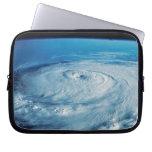 Eye of a Hurricane Laptop Sleeves