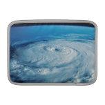 Eye of a Hurricane MacBook Sleeve