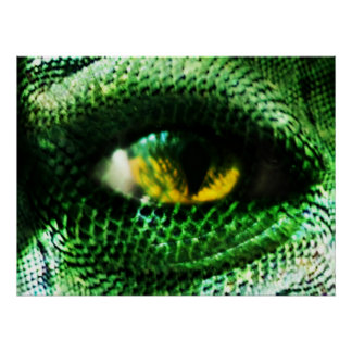 Eye of a ... ? poster