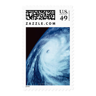 Eye of a Storm Postage Stamps
