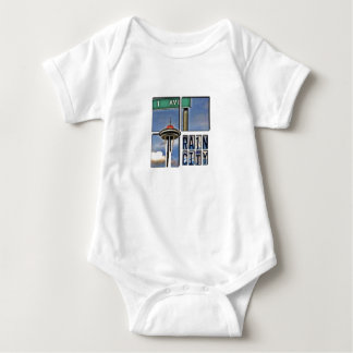 Eye of Alex Baby Bodysuit