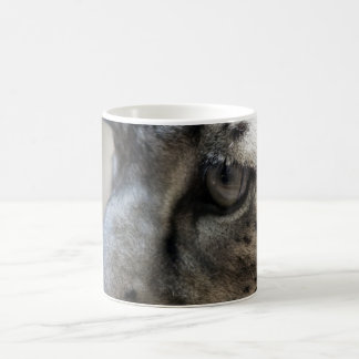 Eye of Cat Coffee Mugs