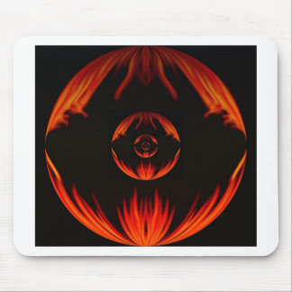 Eye of Draco Mouse Pad