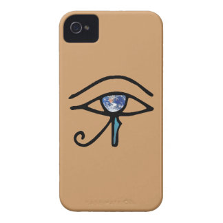 Eye Of Earth iPhone 4 Case-Mate Case