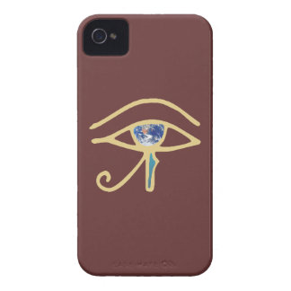 Eye Of Earth gold Case-Mate iPhone 4 Cases