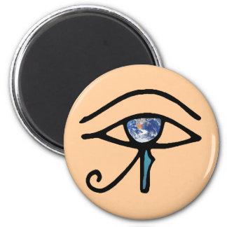 Eye Of Earth Magnet