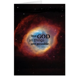 Eye of God Card