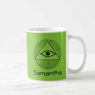 Eye Of God Coffee Mug