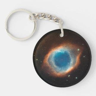 Eye Of God Double-Sided Round Acrylic Keychain