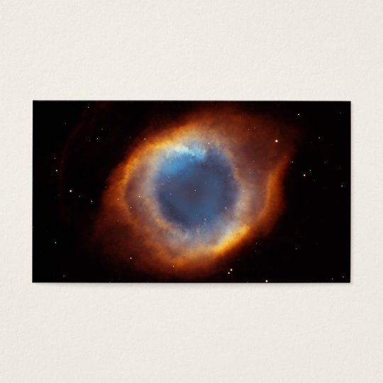 """Eye of God"" Helix Nebula Business Card"
