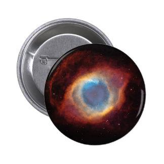 Eye of God Nebula Pinback Button