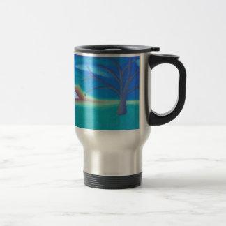 Eye of God Travel Mug