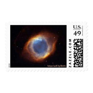 Eye of God U.S. Postage Stamps