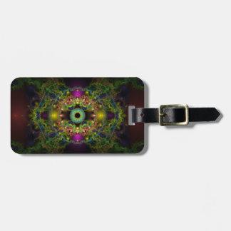 Eye of God - Vesica Piscis Bag Tag