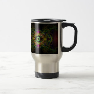 Eye of God - Vesica Piscis Travel Mug