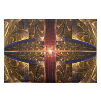 Eye of Gold - American MoJo Placemat