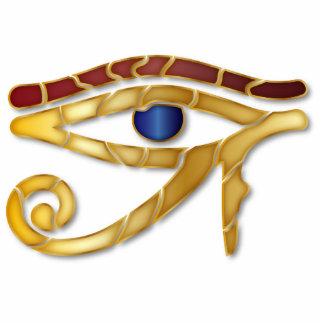 Eye of Horus 4 - Ornament Sculpture