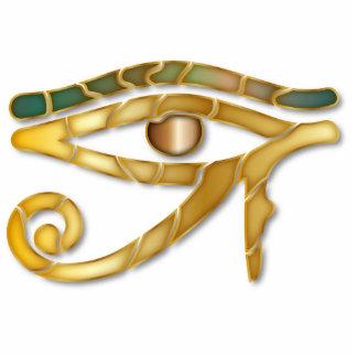 Eye of Horus 5 - Ornament Sculpture