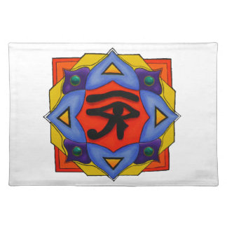 Eye Of Horus American MoJo Placemats