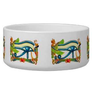 Eye of Horus, ancient Egypt style Bowl