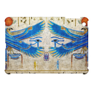 Eye of Horus Ancient Egyptian Afterlife Design iPad Mini Cases
