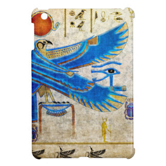 Eye of Horus Ancient Egyptian Afterlife Design iPad Mini Cover