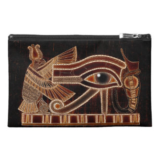 Eye of Horus, Ancient Egyptian Wadjet Art Travel Accessories Bags
