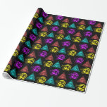 Eye of Horus Ancient Egyptian Wrapping Paper